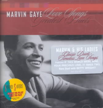 GREATEST DUETS:LOVE SONGS COLLECTION BY GAYE,MARVIN (CD)